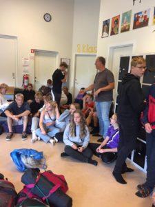 samling på vallekilde-hørve friskole
