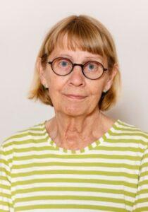 Lærer, Bodil Iversen
